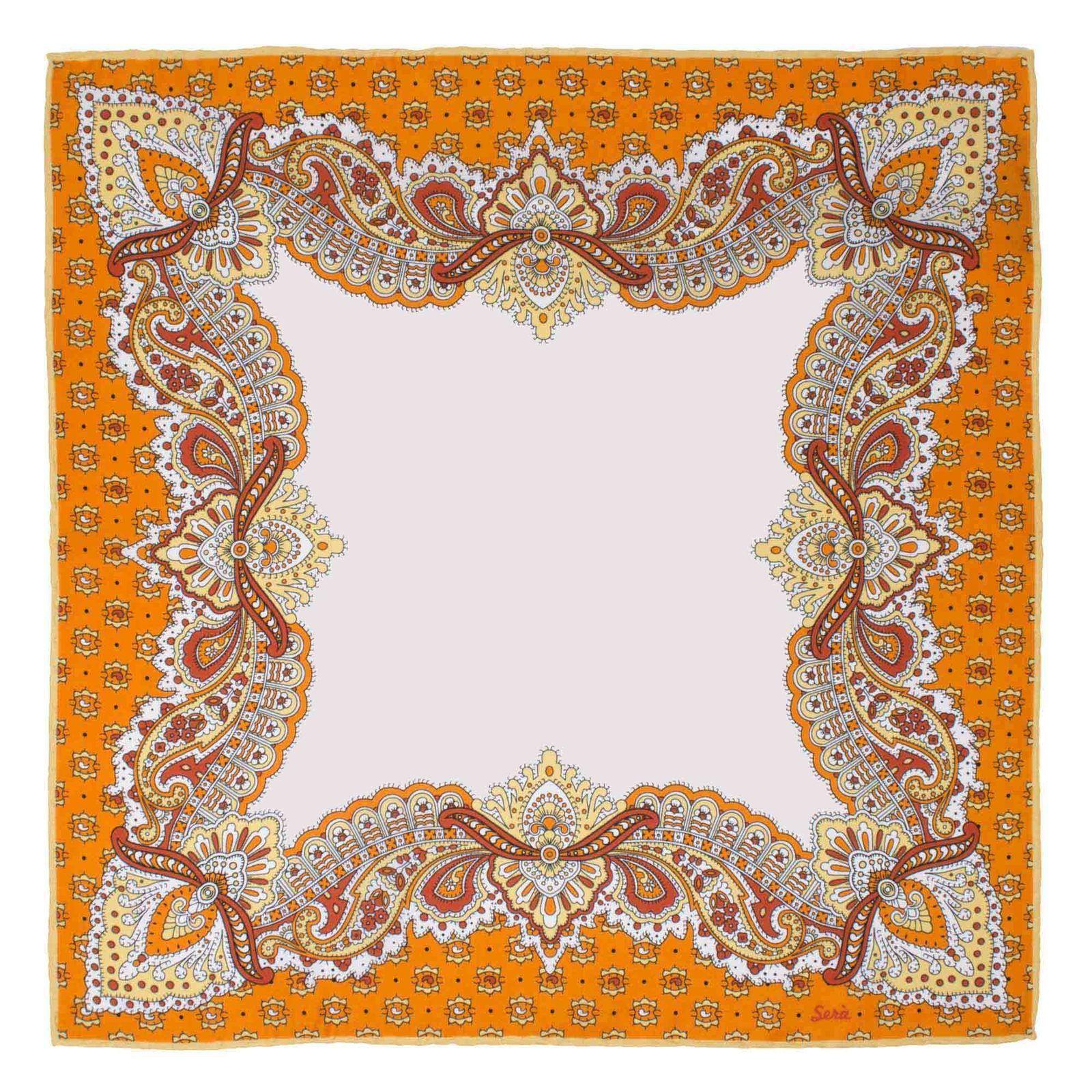Fiori d'arancio Pocket Square