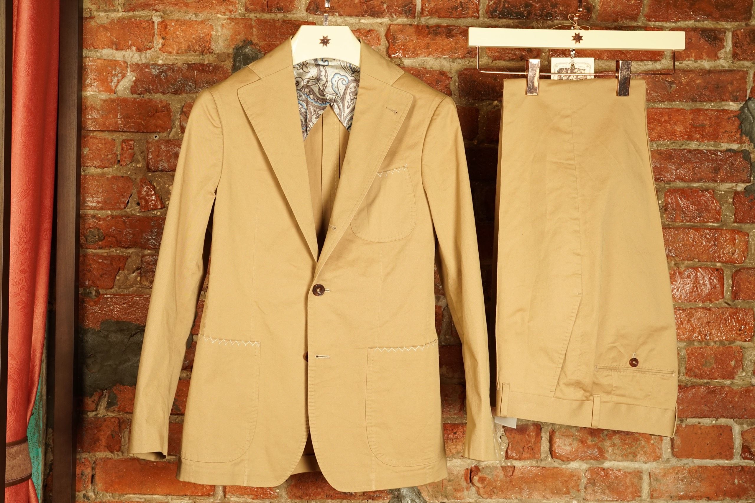 PS Cotton Jacket - Khaki