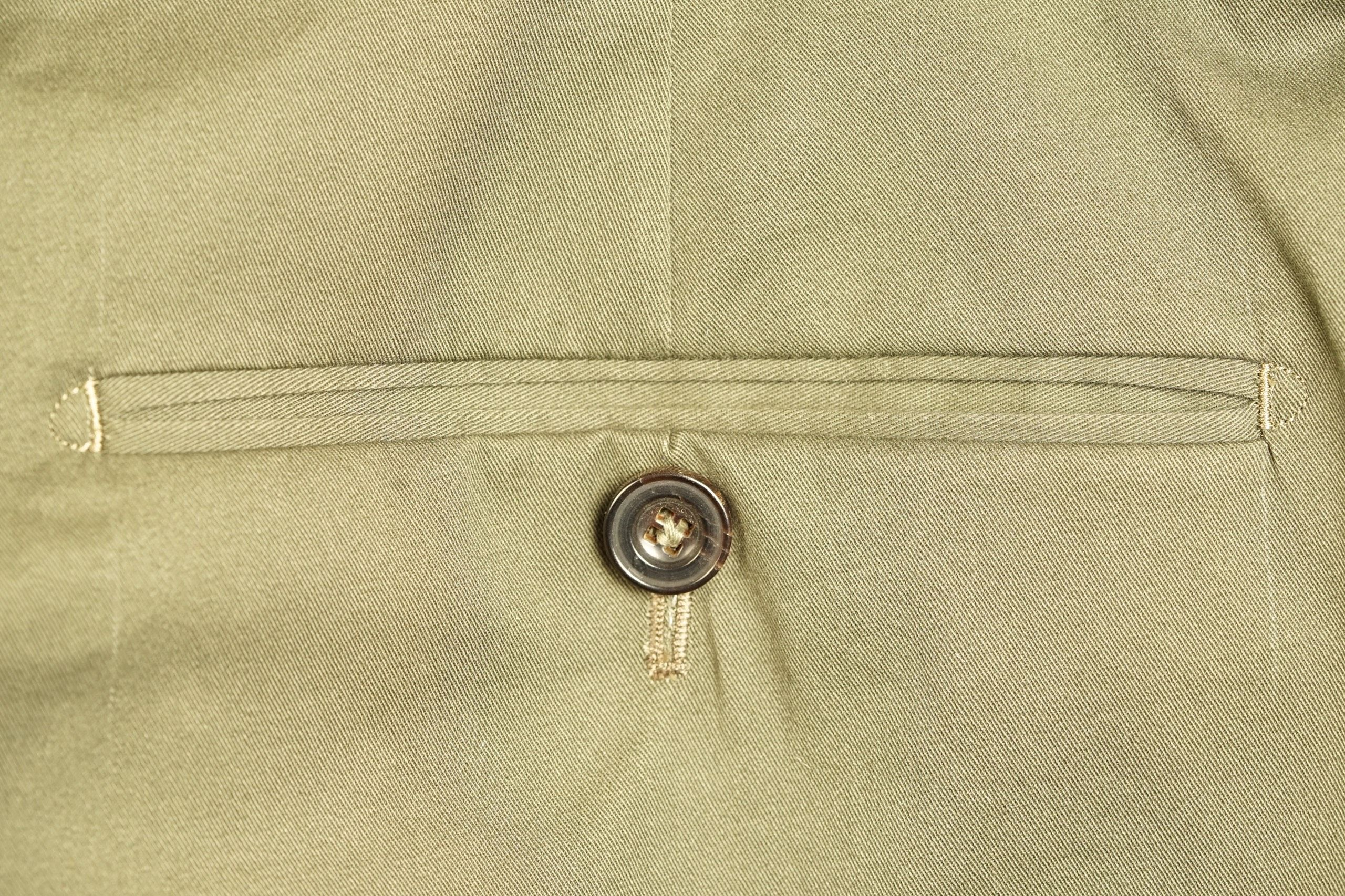 PS Chinos - Olive
