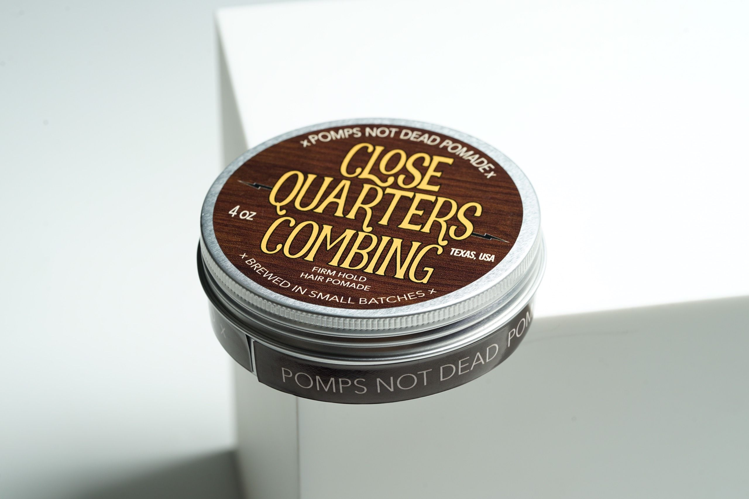 Close Quaters Combing Pomade