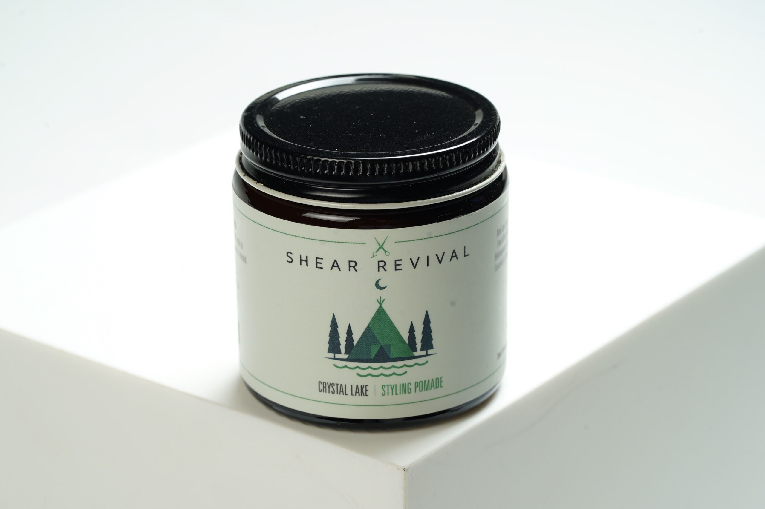 Shervival Crystal Lake Styling Pomade