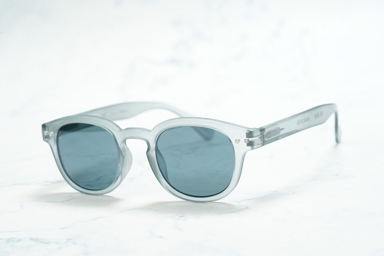 Sun C - Frosted Blue