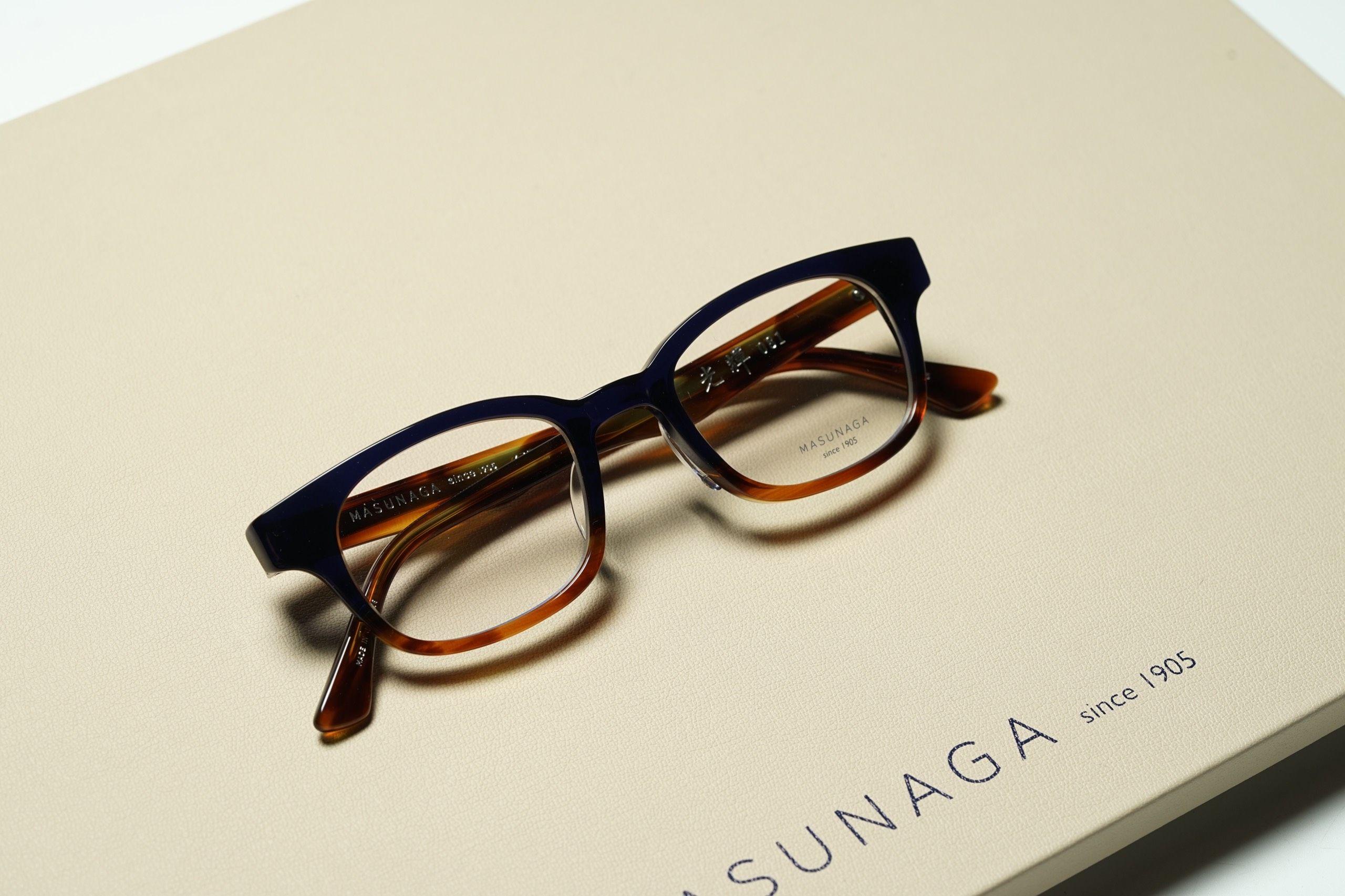 Masunaga 081 - Blue Demi