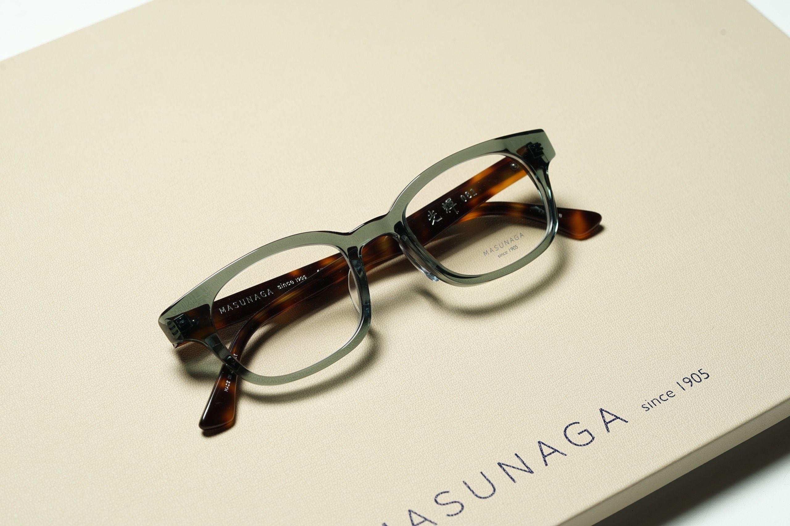 Masunaga 081 - Light Green Demi