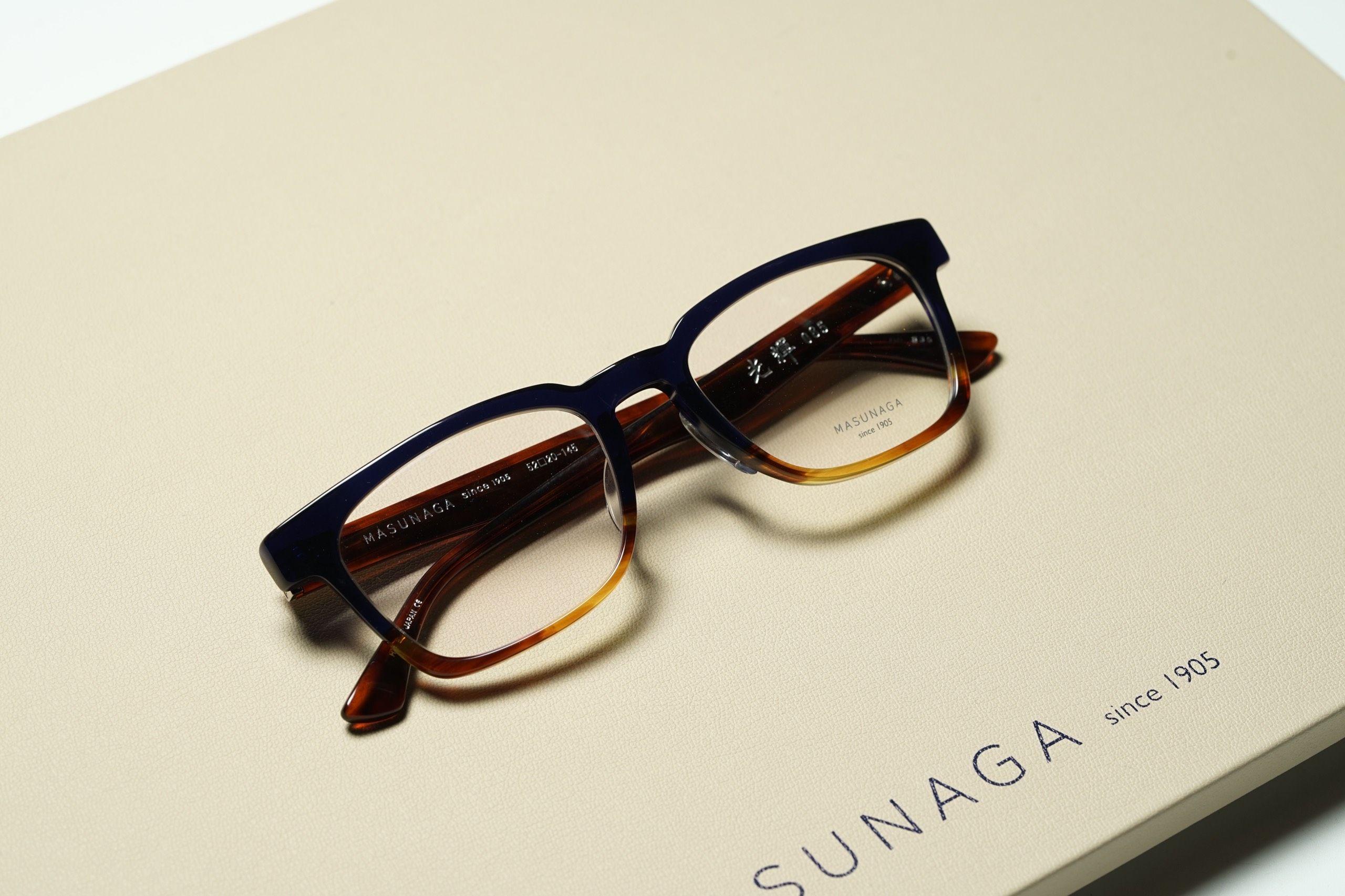 Masunaga 085 - Blue Demi