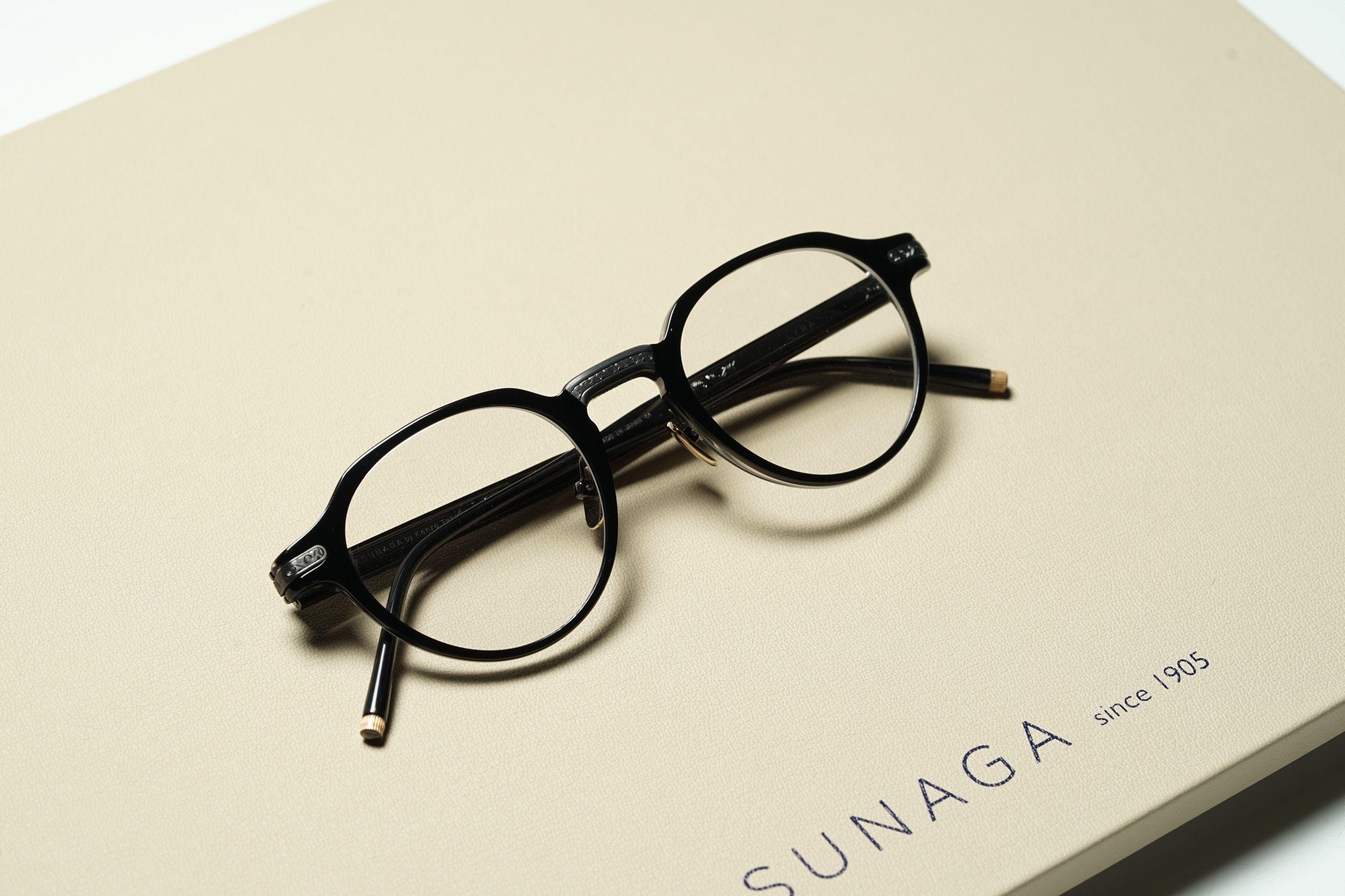 Masunaga x Kenzo Takada LYRA - BLACK