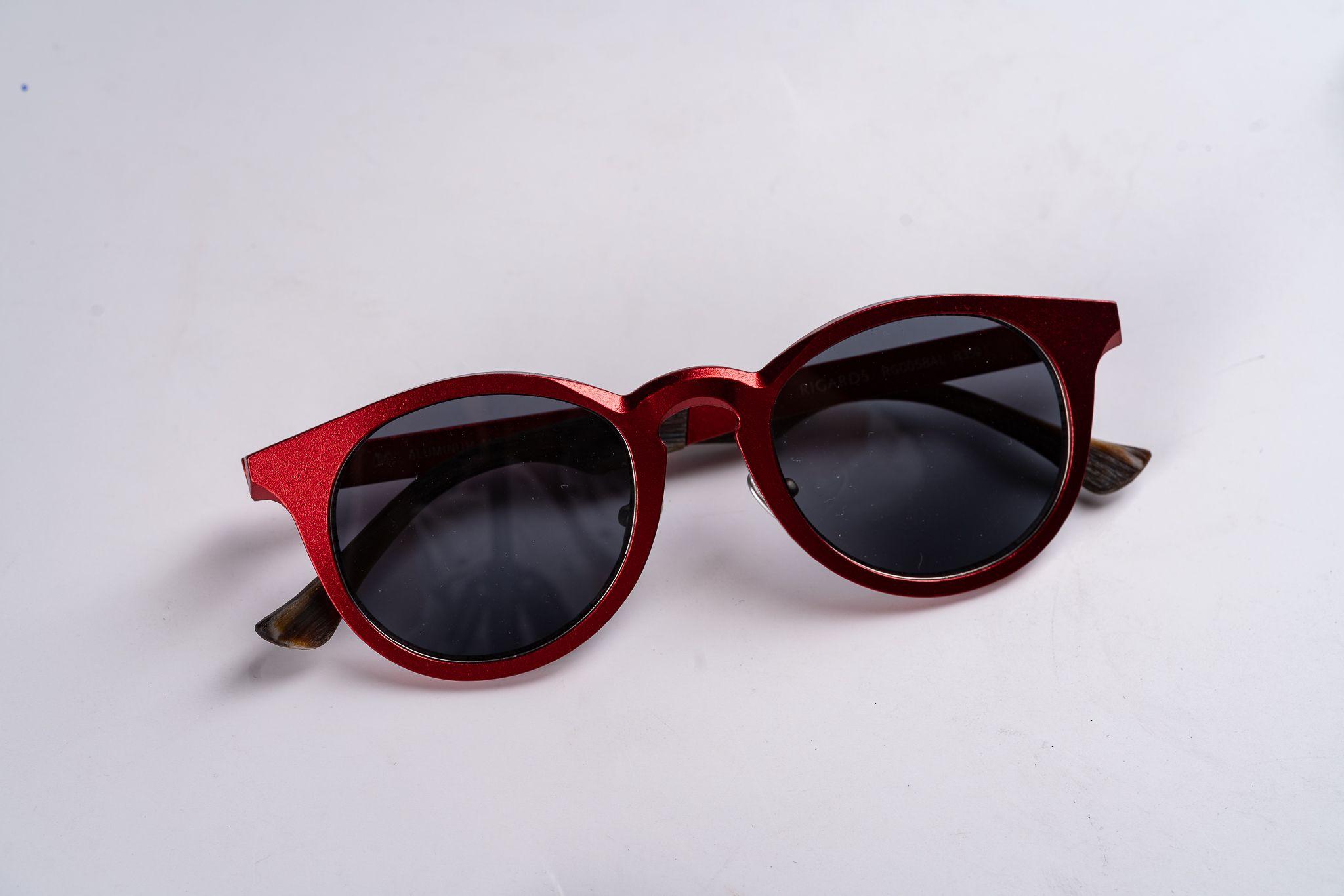 RigardsRG0058AL/RED/MATTE/BLACK