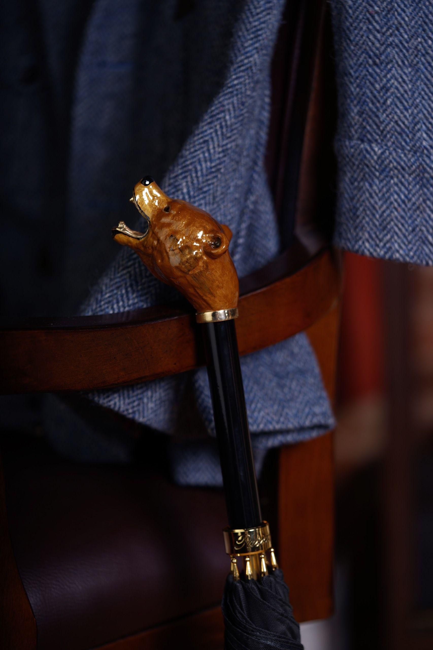 Pasotti - Brown Bear Umbrella