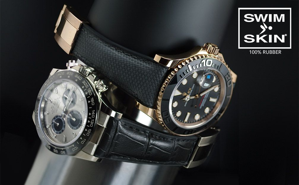 Rolex Oysterflex Models - Classic Buckle - M200SK