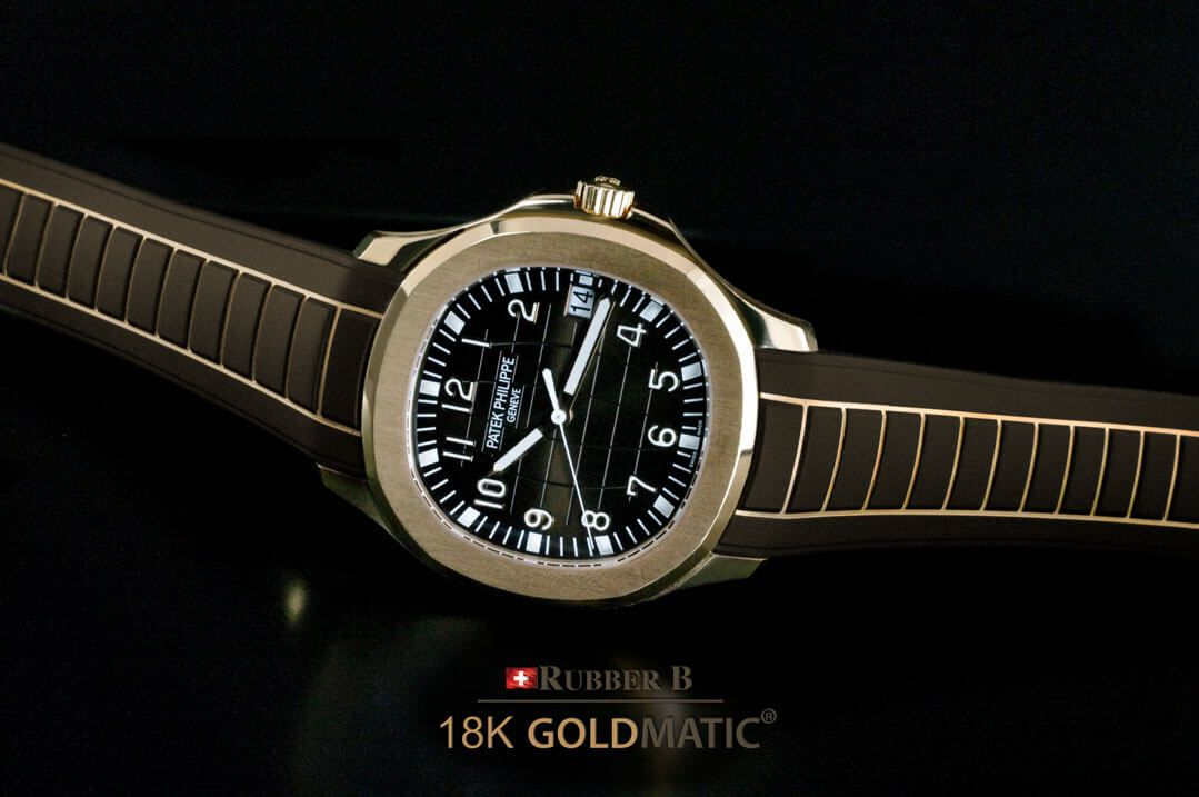 Patek Aquanaut 5167 - Goldmatic® - PK22-ES/GMRG