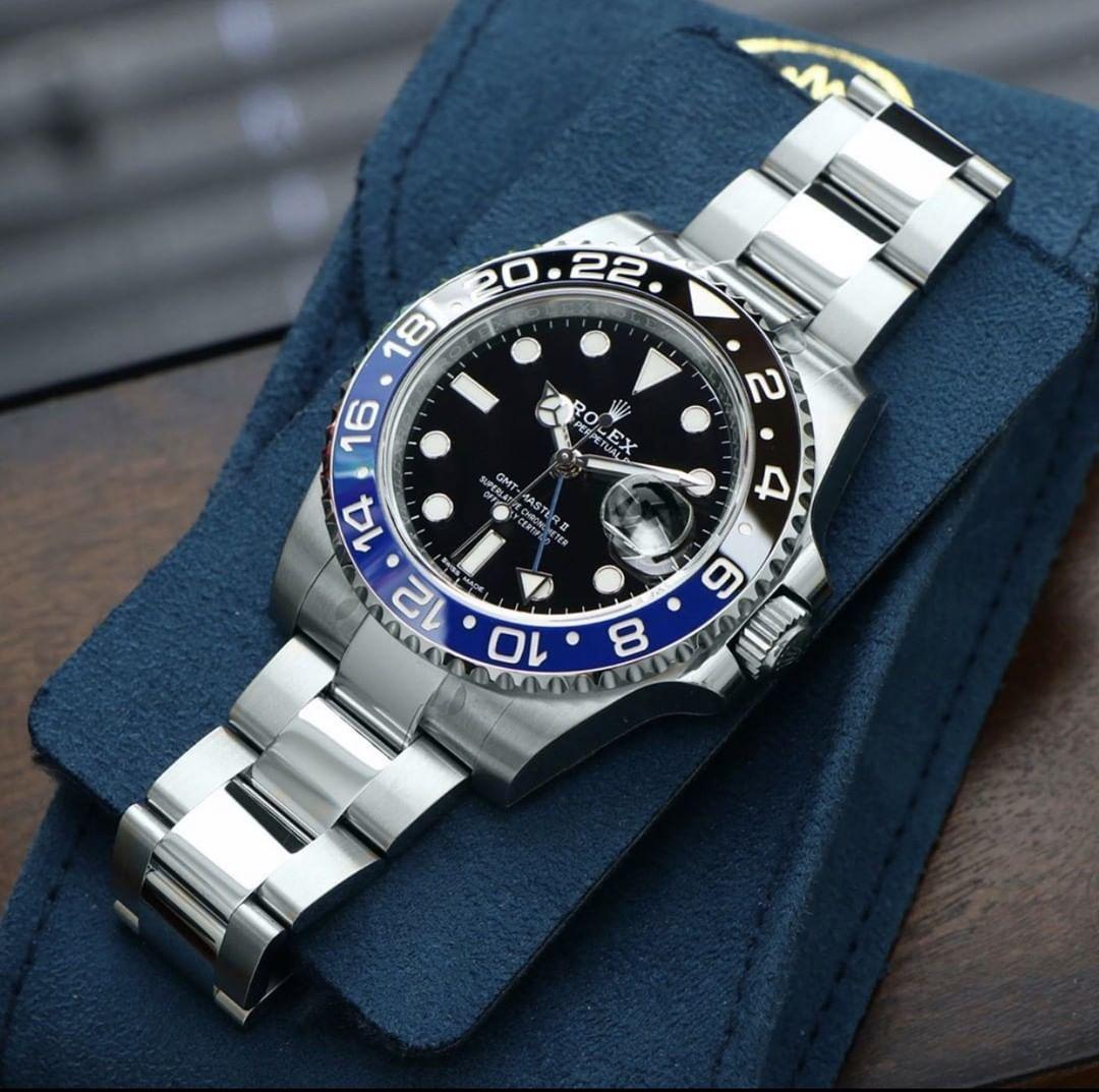 Everest Watch Pouch - BLUE