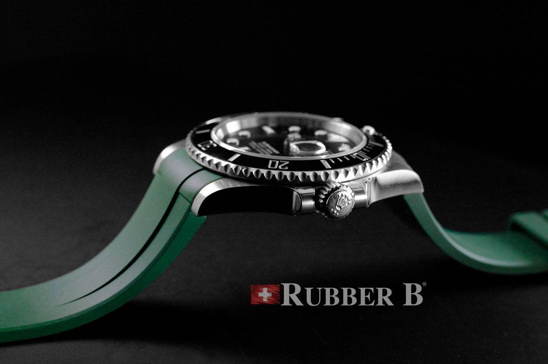 Rolex Submariner Ceramic 41mm - Tang Buckle - M206